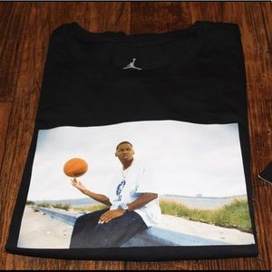 Nike Air Jordan He Got Game Jesus T-Shirt Size XL